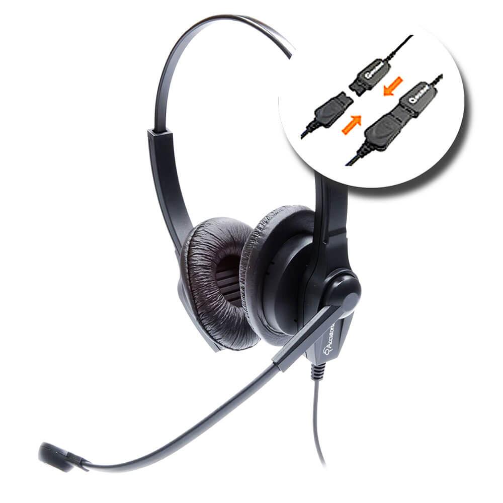 PW610-Con Cable QD para tel�fono